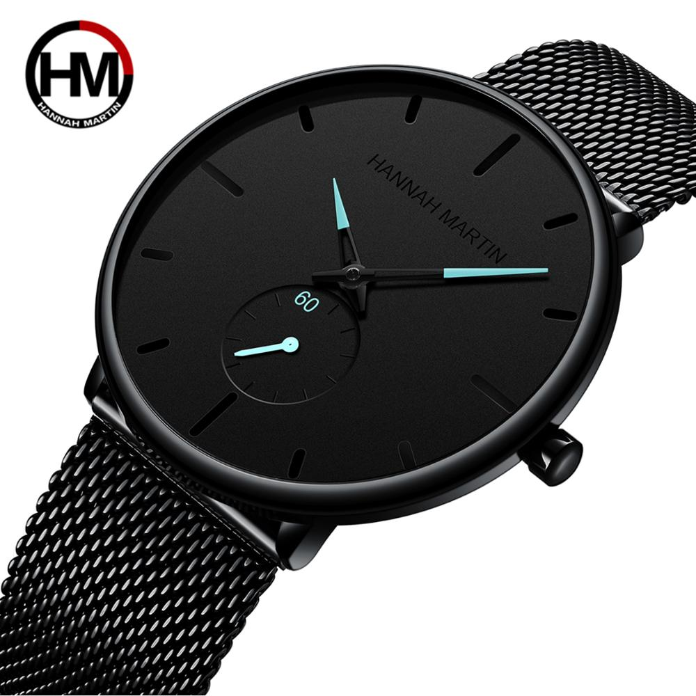 Dropship 2019 New Simple Design Waterproof Stainless Steel Mesh Small Dial Men Watches Top Brand luxury Quartz relogio masculino|Quartz Watches| - AliExpress