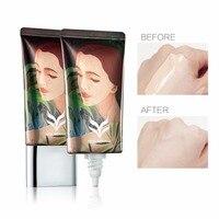 2017 newest moist flawless liquid make up foundation light oil-control moisturizer make up primer face concealer make up base