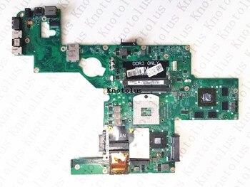 CN-0C9RHD 0NWF36 CN-0NWF36 For Dell L501X laptop motherboard NWF36 DAGM6BMB8F0 GT435M 2GB DDR3 Free Shipping 100% test ok