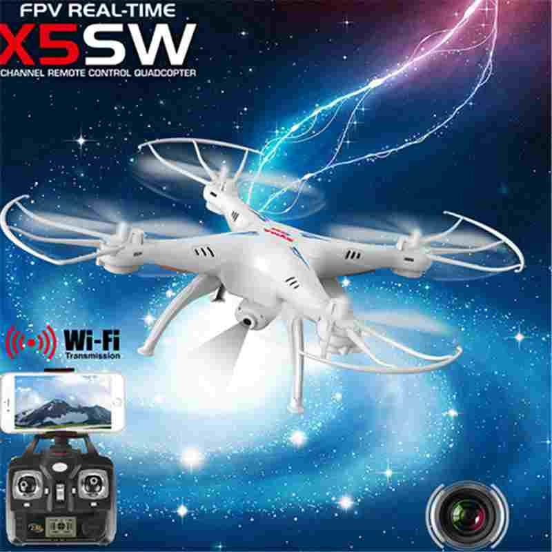 Original Syma X5SW Explorers 2 Wifi FPV 2.4G 6-Axis Real Time RC Quadcopter 2.0MP Camera RTF стоимость