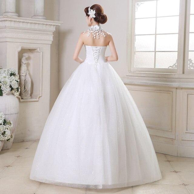 Tienda Online Es yiiya 2017 vestidos de boda más del tamaño vestido ...