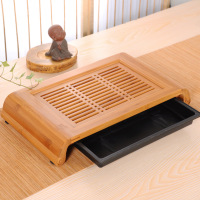 40*22*6cm Bamboo Tray Kungfu Tea Table Serving tray Bamboo Tea Table chinese tea set bamboo tea board