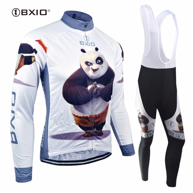 BXIO Winter Thermal Fleece Cycling Sets Warm Long Sleeve Pro Team Bike  Clothing Ropa Ciclismo Invierno 9179fe130