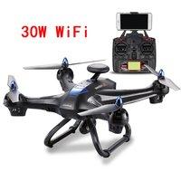 Профессиональный 4CH 2,4 г удаленного Управление Quadcopter 5 г Камера WI FI gps позиционирования Системы бой самолетов с удаленным Управление RC игрушк