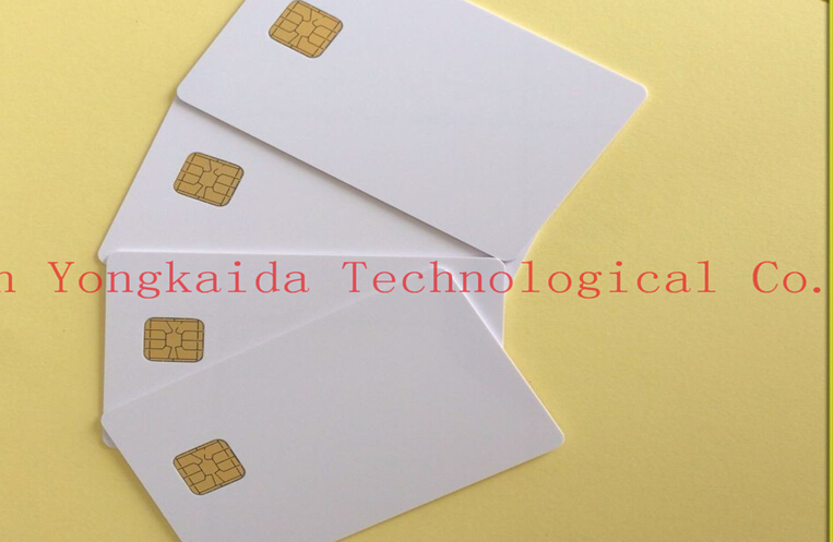Wholesale 1000PCS/lot SLE 4442 contact ic card ...