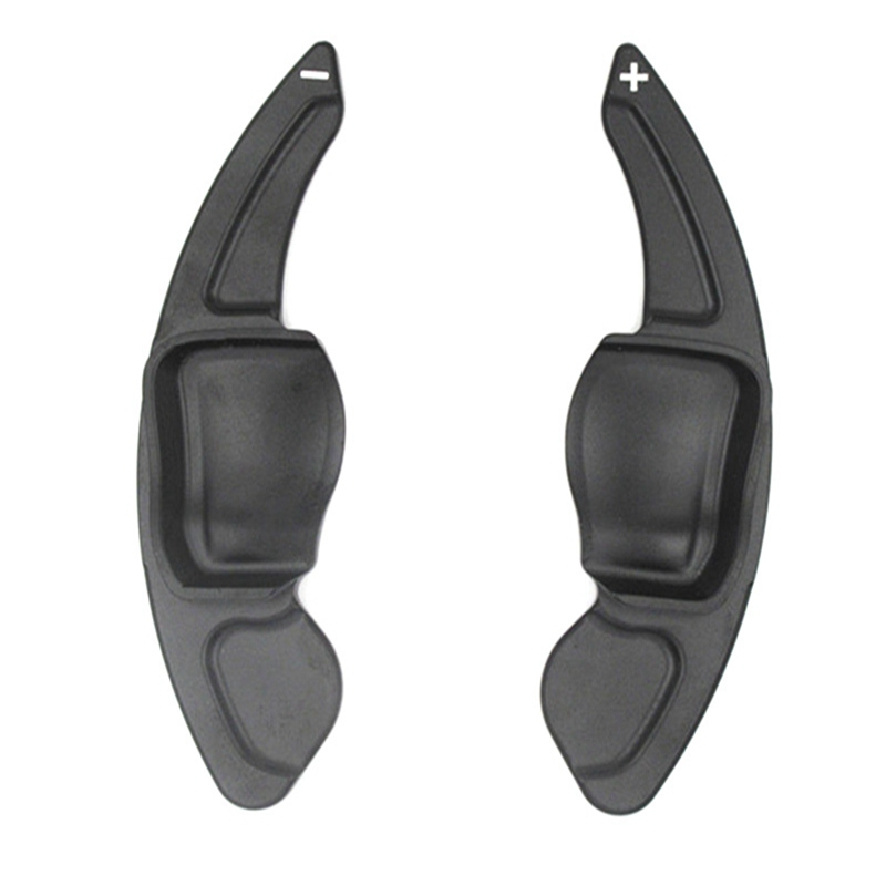 Image 3 - Car Accesories Steering wheel shift paddle For VW Tiguan Golf 6 MK5 MK6 Jetta GTI R20 R36 CC Scirocco Shifter Extension-in Steering Wheels & Steering Wheel Hubs from Automobiles & Motorcycles