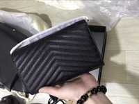 Famous Brand Top Quality Fashion Women Y FLAP SHOULDER BAG Women Flap Handbag Genuine Leather Bag