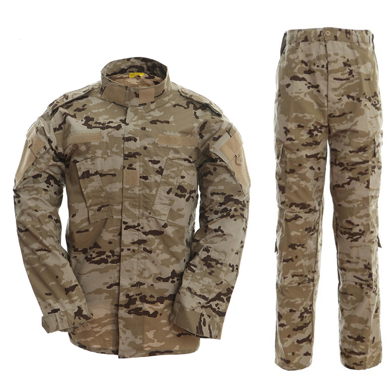 Military clothing stores