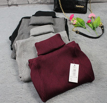 Women Autumn Winter Sweater Dresses