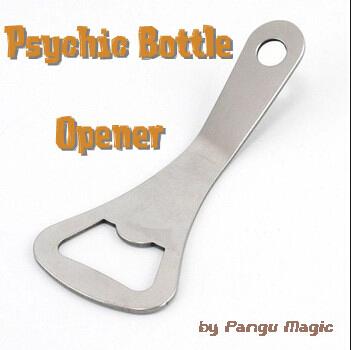 Ouvre-bouteille psychique tours de Magie esprit flexion Magie pour magicien scène Gimmick accessoires mentalisme jouets classiques