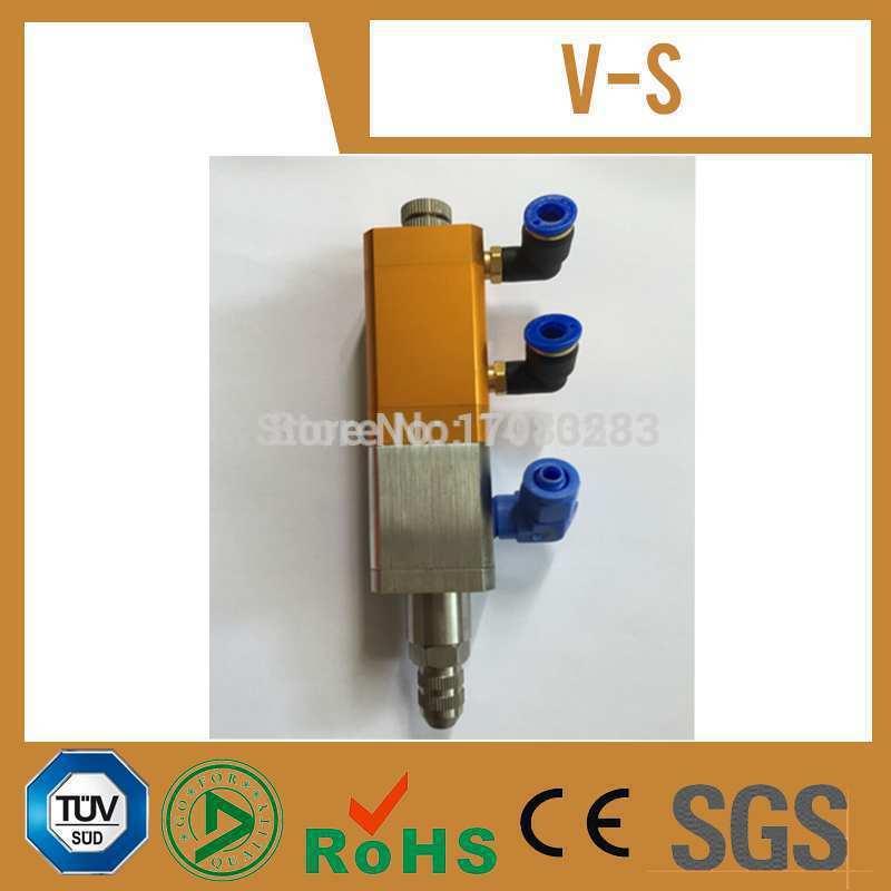 Suck back dispensing valve, glue dispense nozzle,dispenser controller suck uk