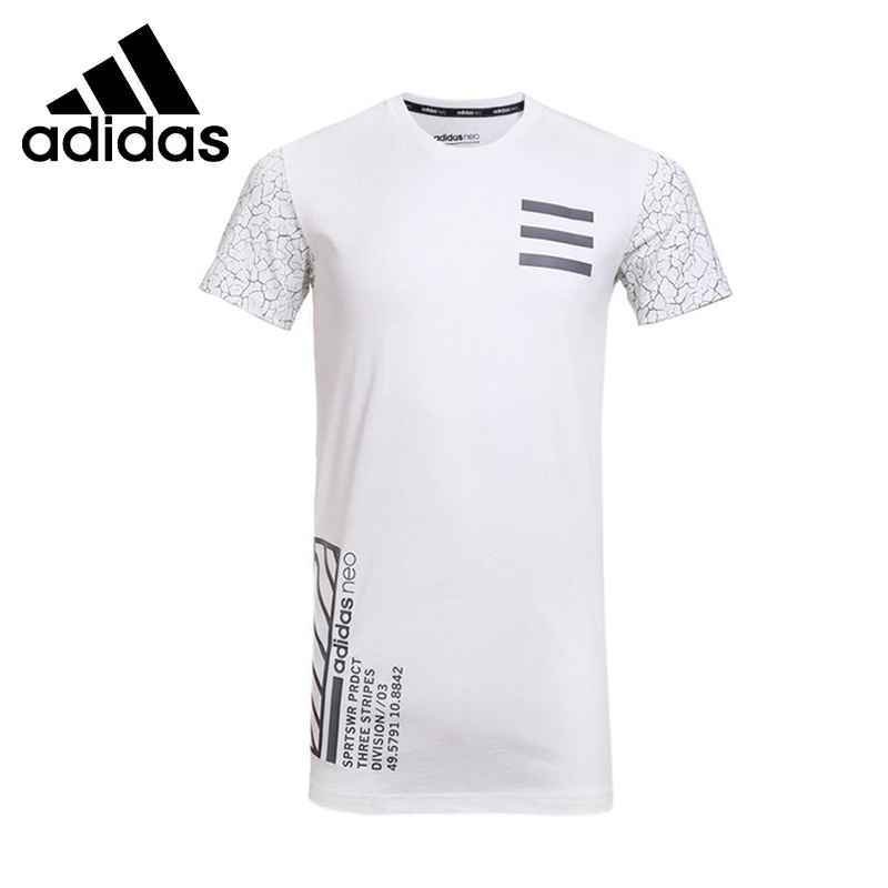 Original New Arrival 2017 Adidas NEO Label GRAPHIC Men's  T-shirts  short sleeve Sportswear original new arrival 2017 adidas neo label graphic men s t shirts short sleeve sportswear