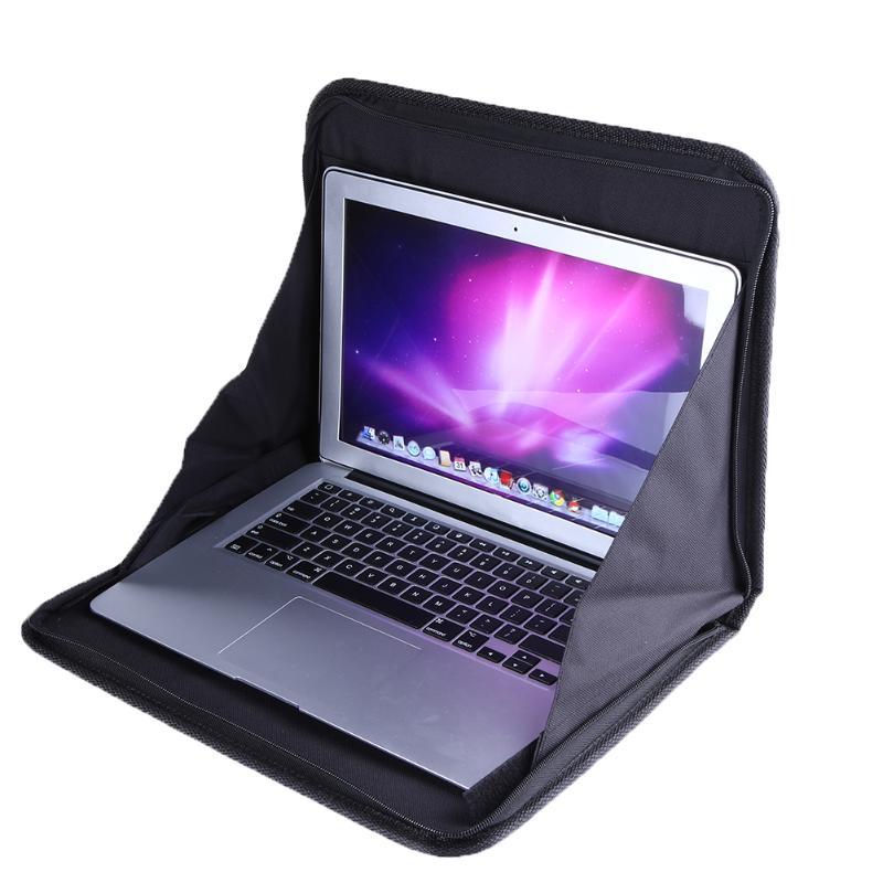 1 шт. Портативный автокресло складная сумка для ноутбука чехол черный ткань Оксфорд сумка для хранения крепление Еда стол Рабочий стол орга...