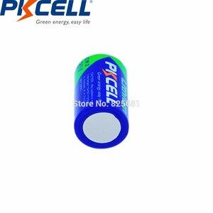 Image 5 - 12 sztuk baterii PKCELL CR2 CR15H270 850mAh 3V li mono2 Batteria dla GPS systemy zabezpieczeń kamera sprzęt medyczny lampa Radio