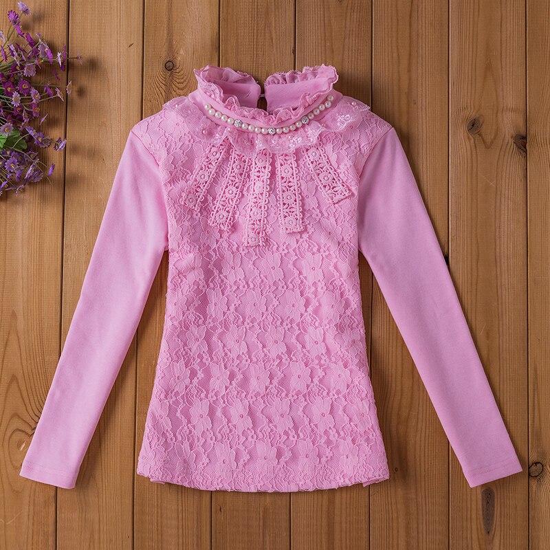 Блузка для девочек 2017 blusas 3