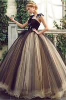 Noble Exquisite Ball Gown Quinceanera Dresses for Girl Sleeveless Appliques & Beadings Prom Party Dresses Zip Back Vestidos