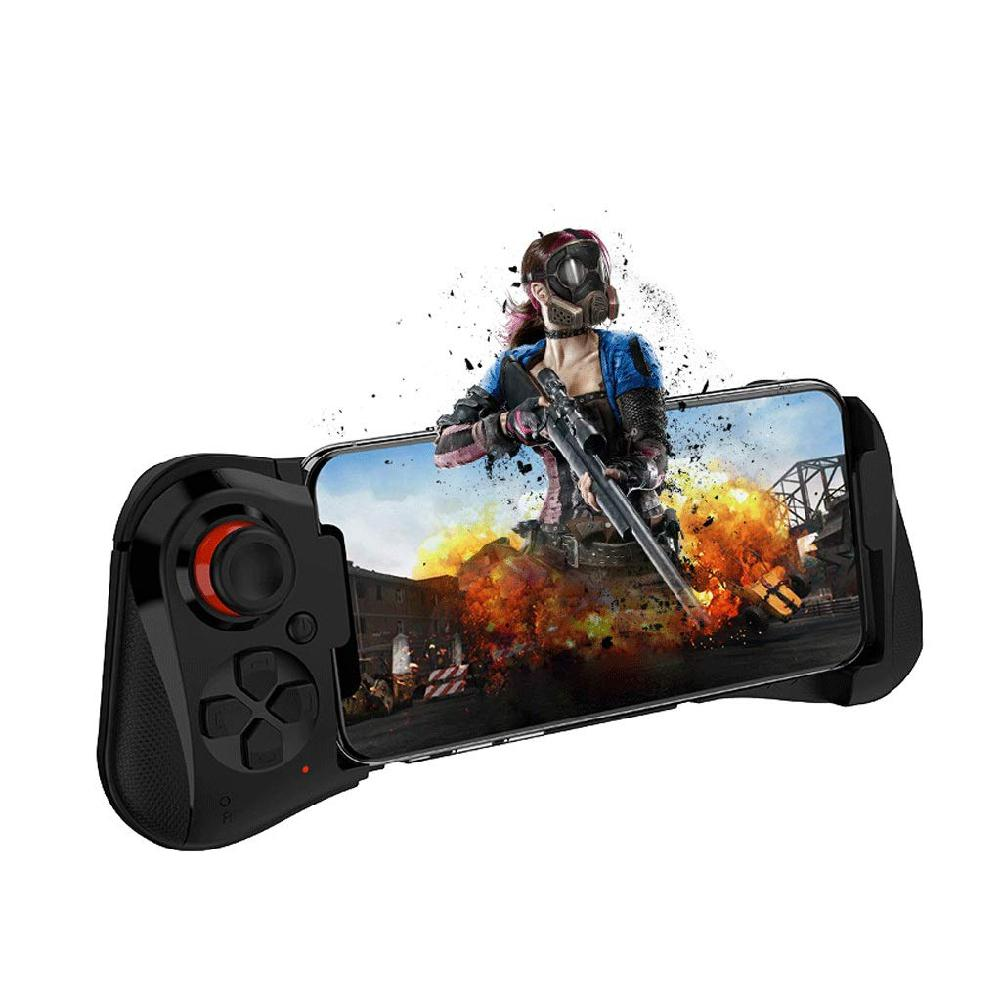 Wireless Gamepad Bluetooth Android Joystick VR Telescopic Controller Gaming Gamepad For iPhone PUBG Mobile Joypad r30