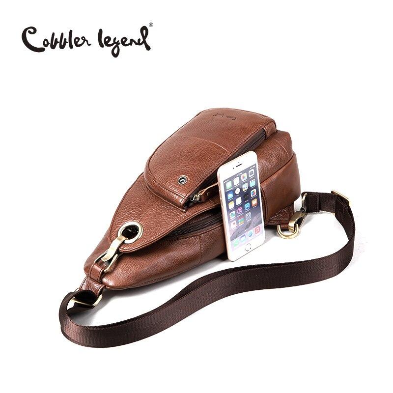 Cobbler Legend 2019 Brand Dizajner Muška Messenger Bag Jedna torba - Torbe - Foto 4