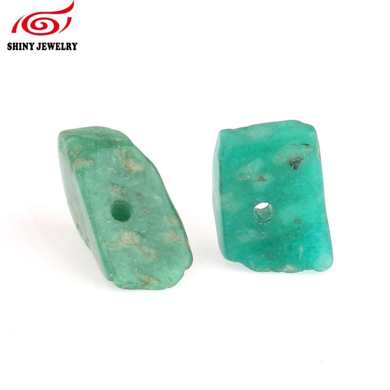 Green Amazonite Beads