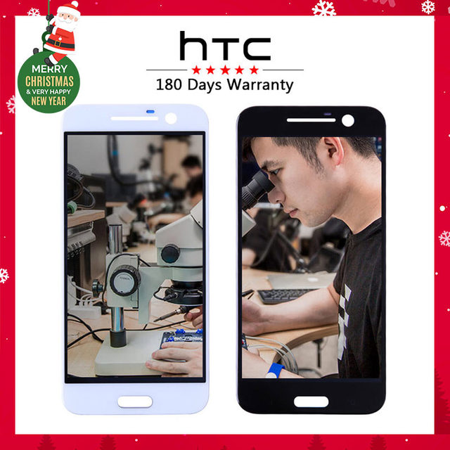 """100% Original 5.2"""" 2560x1440 HTC ONE M10 LCD Touch Screen HTC ONE M10 Display Digitizer Assembly Replacement Parts"""