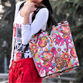Fashion Brands Women Bag Sac Nylon Tote Shopping Shoulder Bags Lesport Folding School Handbags Clutch For Girls Bolsa Feminina