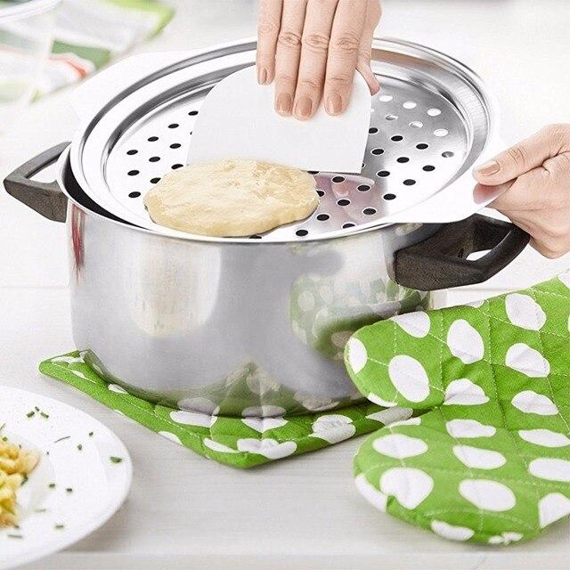 ステンレス鋼spaetzleメーカー蓋付きスクレーパードイツ卵麺団子メーカーホームキッチンパスタ調理ツールaccessoires