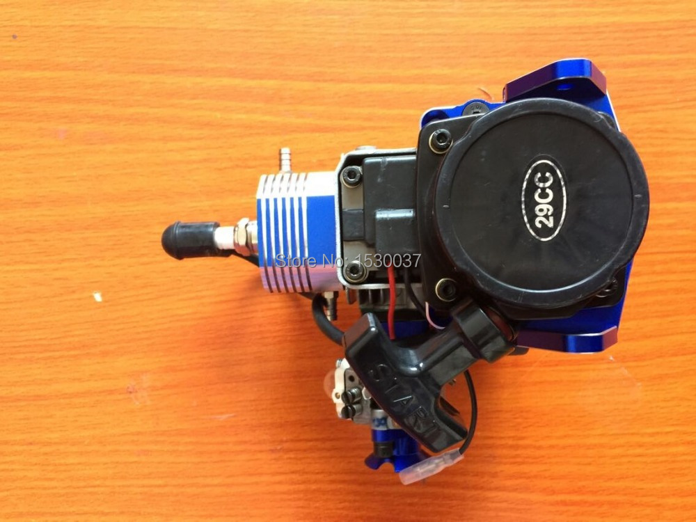 29cc 2-Stroke RC boat Petrol Marine Gas Engine for Racing Boat VS ZENOAH G290PUM