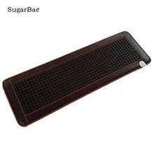 Wysokiej jakości Korea szmaragd termiczny materac, turmalin materac, poduszka elektryczna mata medyczne germanu zdrowia materac Drop Shipping