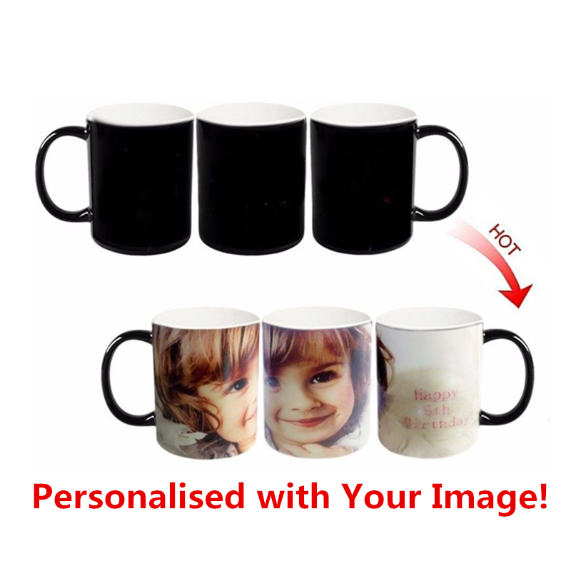 Color Changing Coffee Milk Tea Diy Cup
