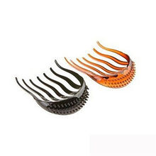 Wavy Tooth Insert Hair Combs Hairpins