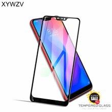 2PCS Full Glue Cover Glass Xiaomi Mi A2 Lite Tempered Glass Screen Protector For Xiaomi Mi A2 Lite Glass Phone Film Redmi 6 Pro< цена в Москве и Питере