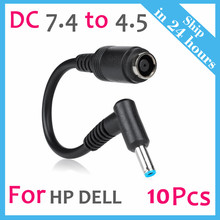 Ac Energy Wire Charger Laptop computer Adapter Tip Connector Converter for Hp Pavilion Envy Dell Latitude XPS Vivobook Toshiba Satellite tv for pc