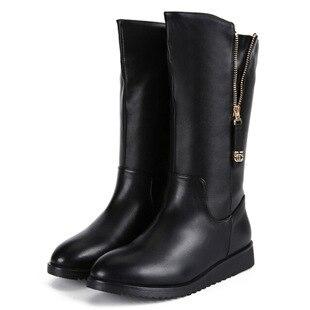 Cheap Womens Flat Boots