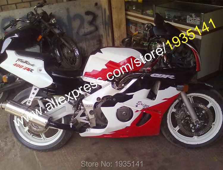 Hot Sales Body Kit For Honda CBR400RR NC29 1990 1998 CBR400 RR 90 91 92 93