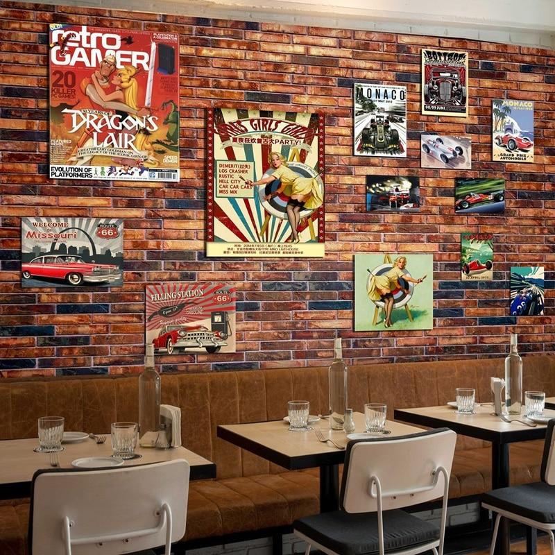 Restaurant Kitchen Wallpaper retro kitchen wallpaper promotion-shop for promotional retro