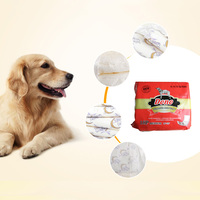 Male Dog Super Absorbent Diaper Dog Training Urine Pad Pet Diapers Deodorant Antibacterial Pets Dog Nappy