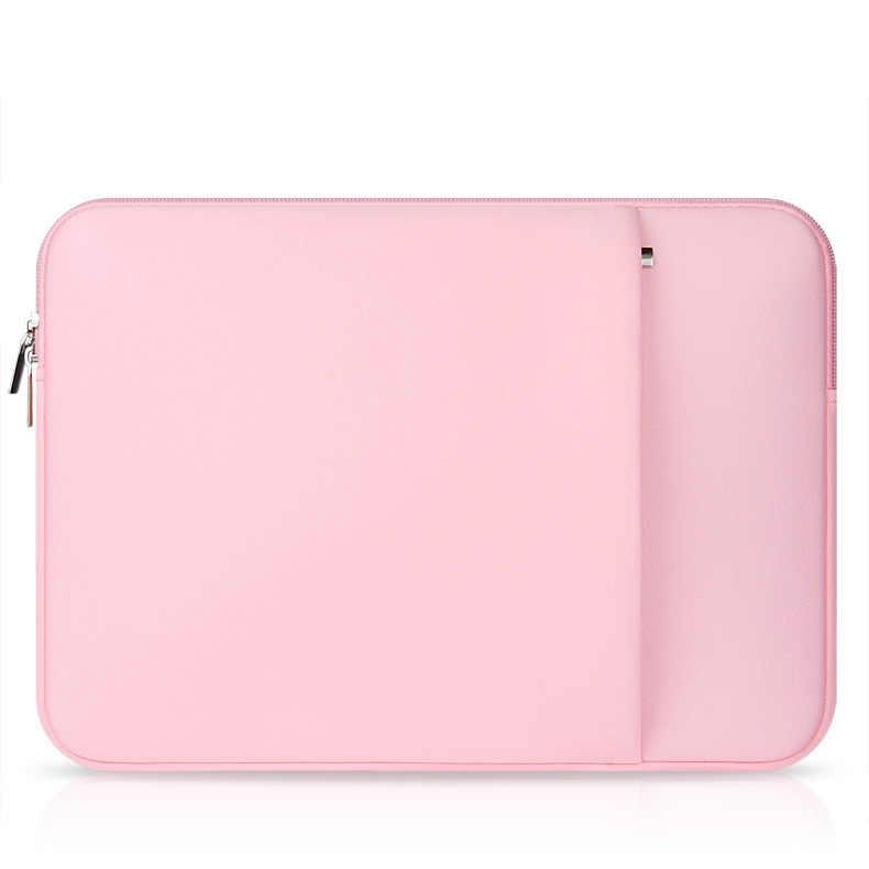"""Üç Renk Dizüstü dizüstü Bilgisayar çantası kol çantası Debriyaj Cüzdan Bilgisayar Cep için 11 """"12"""" 13 """"15"""" 15.6 """"macbook pro air Retina"""