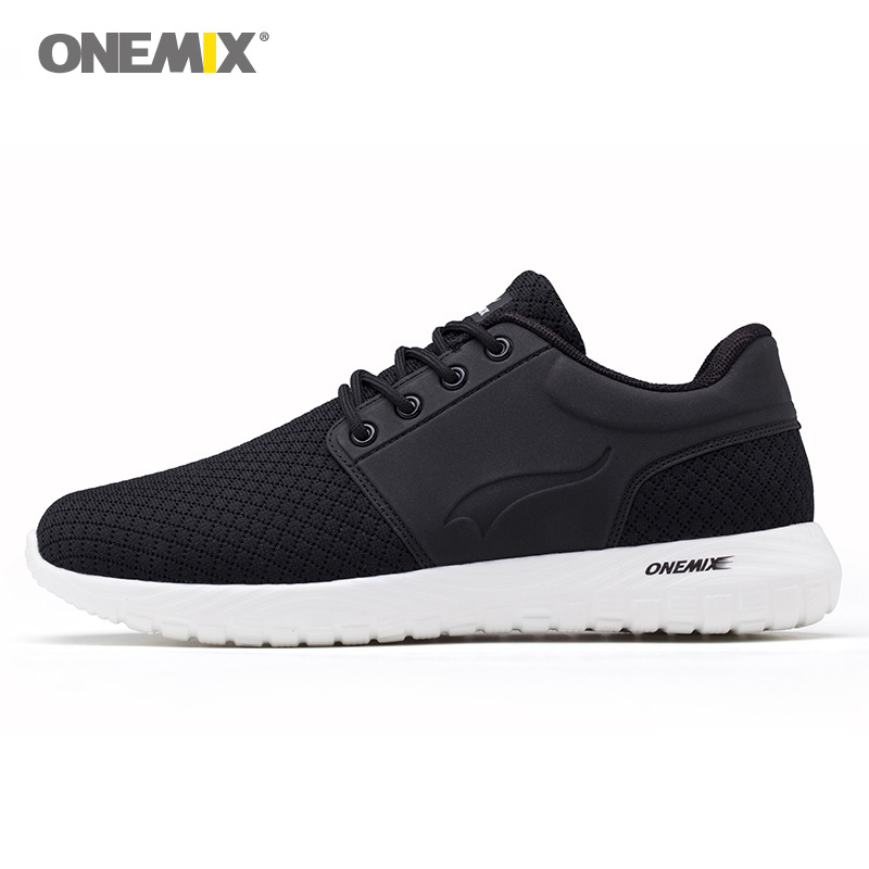 2018 Men Running Shoes For Women Run Sports Shoe Light Soft Black Retro Classic Athletic Trainers Outdoor Trail Walking Sneakers adidas outdoor kanadia 7 trail gtx trail running shoe men s