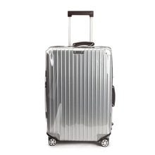 "Thicken PVC Luggage Cover Transparent Suitcase Covers with Zipper Free Dismantling Clear Luggage Protector Cover 22""24""26""28""30"""