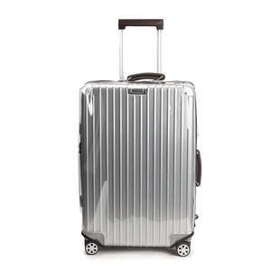 """Image 1 - Thicken PVC Luggage Cover Transparent Suitcase Covers with Zipper Free Dismantling Clear Luggage Protector Cover 22""""24""""26""""28""""30"""""""