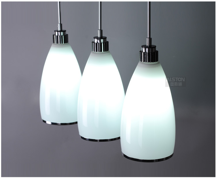 FREE SHIPPING 3PCS single-head ZZP52 pendant light Straight ontemporary and contracted pendant lamp FG659
