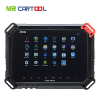 XTOOL X100 PAD2 OBD2 Auto Key Programmer Odometer Correction Tool Code Reader Car Diagnostic Tool With