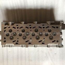 Części silnika kompletny D4EA głowica cylindra 22100-27000 22100-27900 22100-27901 22100-27902 dla Hyundai 2000-2.0L