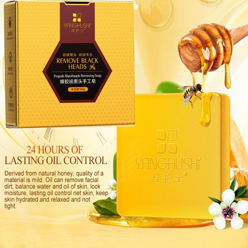 50g Natural Organic Herbal Whitening Handmade Soap Lightening Skin Remove Acne Moisturizing Cleansing Bath Soap 2