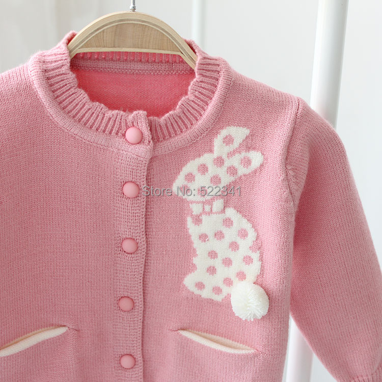 305a5e846c43 Hot spring and autumn children sweater girls cardigan sweater kids ...