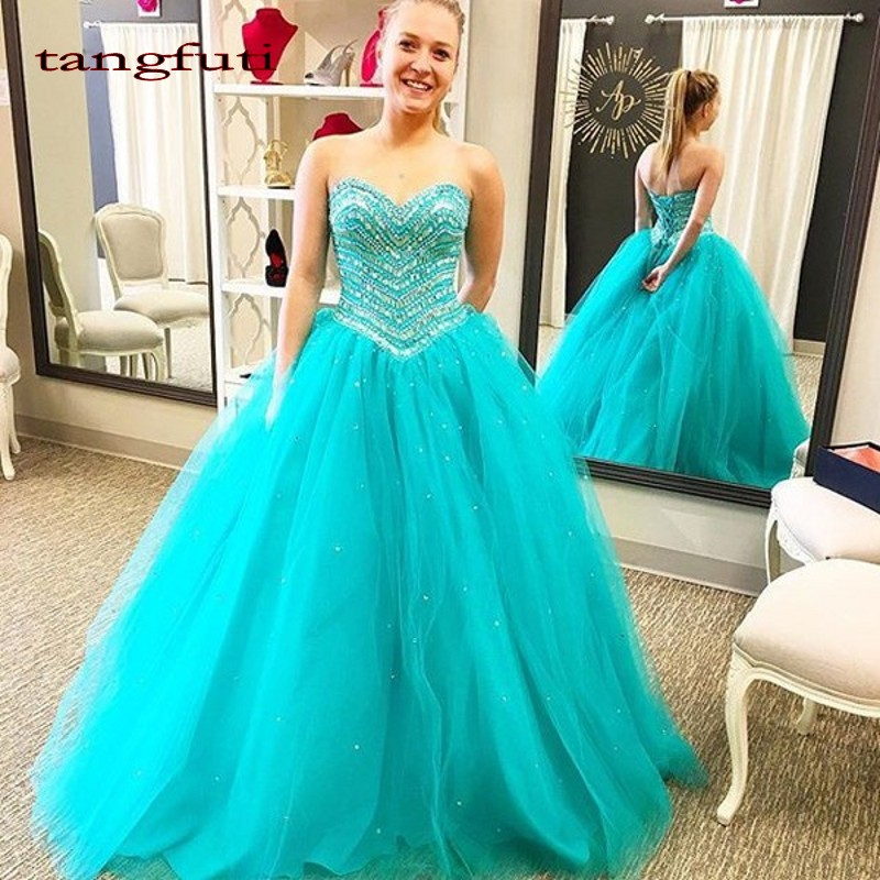 Long Quinceanera Dresses New Vestidos De 15 Anos Sweetheart Off Shoulder Vestido Quinceanera Dresses Prom Party Gowns A480