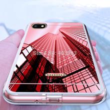 For Xiaomi redmi 5 6 6A 6 Pro Plus Case Luxury Mirror TPU Phone Bag Soft Silicone Back Cover On Redmi 6 6A 6 Pro