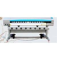 Профессиональный струйный большой формат фото печатная машина для печати Ширина 1,85 м одна голова цифровая печатная машина баннер принтера