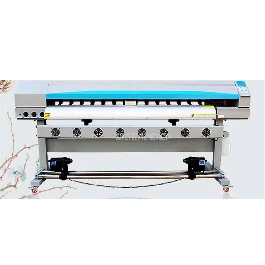 Professional Inkjet Large Format Photo Printing Machine Print Width 1.85m Single Head Digital Printing Machine Banner Printer