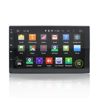 7 Inch Android 5 1 1 Quad Core Car DVD Player GPS For Universal Radio Full